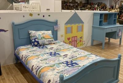 Nên mua giường đơn hay giường đôi có hai tầng cho trẻ em?