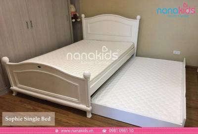 Mục sở thị các mẫu giường ngủ em bé chắc chắn mẹ không thể bỏ qua.