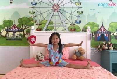 Liệt kê 7 nguyên nhân tối quan trọng thuyết phục mẹ mua giường cho bé.