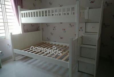 Lắp đặt miễn phí giường tầng trẻ em dành cho bé trai khu vực miền trung Cẩm Lệ, Đà Nẵng