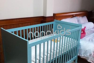 Nôi sơ sinh Halley Baby Blue dành cho bé cưng tại khu vực Tân Sơn Nhì-Tân Phú-Tp HCM