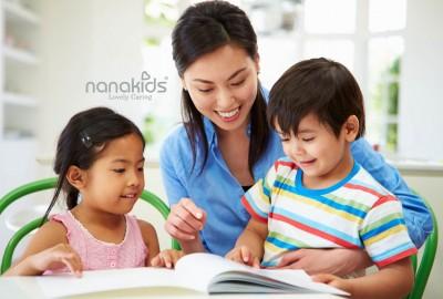 Mẹ càng lười, con cái càng ngoan, gia đình càng hạnh phúc.