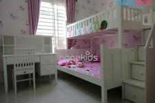 Lắp đặt miễn phí giường tầng BOB và bàn Madison WHITE tại nhà khách ở Quận Hải Châu, Đà Nẵng.
