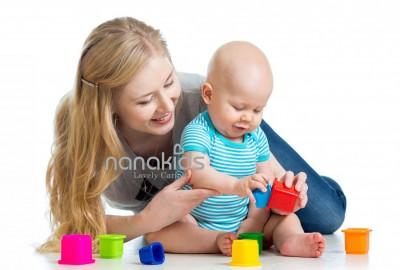 Chế độ dinh dưỡng cần thiết giúp bé từ 1 đến 6 tuổi phát triển trí não một cách toàn diện.