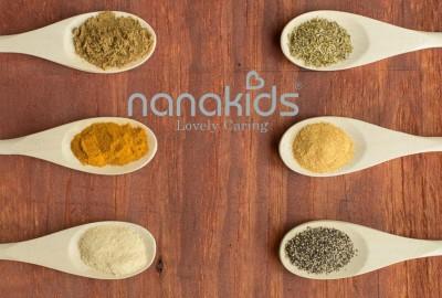 Phương pháp hữu ích giúp mẹ nêm gia vị chuẩn vào thức ăn của bé.