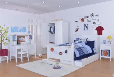 5 cách giúp trẻ thêm hứng thú khi chuyển từ nôi trẻ em sang chiếc giường mới?