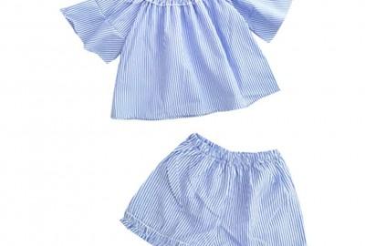 Bí kíp chọn quần áo mùa hè vừa thoáng mát, vừa hợp thời trang cho bé yêu của bạn
