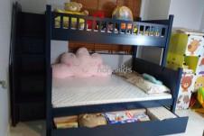 Bố mẹ tham khảo cách tự lắp ráp giường tầng tại nhà nhanh gọn và an toàn.