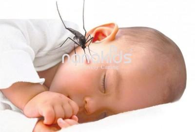 Mẹo trị muỗi đốt cho bé vô cùng nhanh chóng hiệu quả.