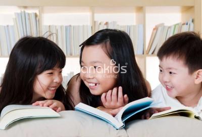 Bí quyết giúp trẻ đam mê đọc sách.