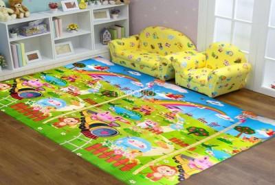Thảm chơi cho bé là gì? Nên mua loại thảm chơi nào cho bé thoả sức khám phá và sáng tạo?