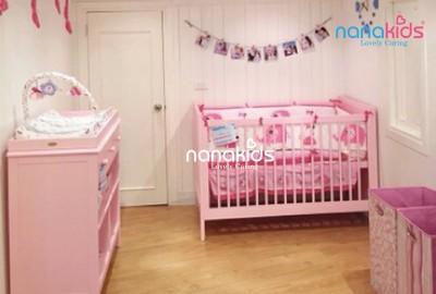 Lựa chọn một chiếc tủ thay tã đi kèm nôi trẻ em - Tại sao không?
