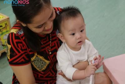 Món quà nhỏ đến từ Nhà tại trợ Nanakid mùng 1.6. Hạnh phúc của con- Niềm vui của mẹ.