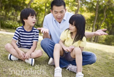 """Giúp bé thực hành những thói quen sau để chúng """"sống có trách nhiệm""""."""