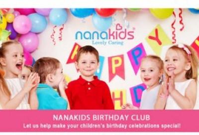 TRIỂN KHAI CHƯƠNG TRÌNH NANAKIDS BIRTHDAY CLUB