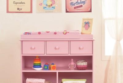 Mách mẹ mẹo hữu ích lựa chọn tủ trẻ em an toàn, xinh lung linh cho bé.