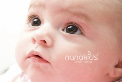 Bất ngờ  với sự thật hành trình phát triển thị giác của trẻ sơ sinh.
