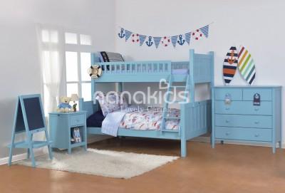 Setup Top 7 mẫu phòng nội thất có giường tầng sang trọng cho trẻ em.