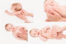 11 mẹo mát xa cho bé sơ sinh được thoải mái nhất