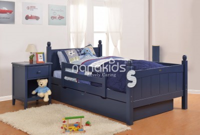 Bí kíp hay giúp bố mẹ lựa chọn mẫu giường ngủ thông minh cho bé.