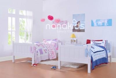 Đã mắt với bộ sưu tập giường ngủ trẻ em bằng gỗ tự nhiên cho trẻ.
