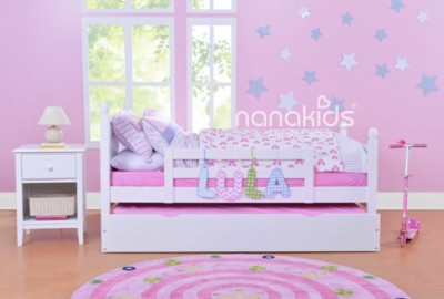 Đảm bảo giấc ngủ của bé bằng giường trẻ em an toàn- mẹ đã thử chưa?