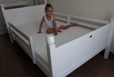 Mẫu thiết kế Giường cho bé gái 6 tuổi bố mẹ nào cũng nên tham khảo.