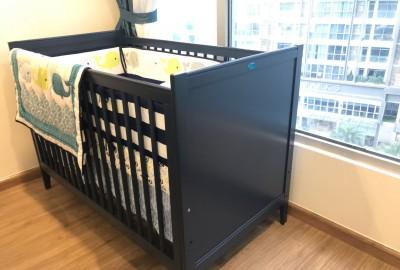 Lời khuyên lựa chọn nôi cũi của em bé đắt giá nhất mẹ nên tham khảo.