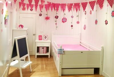 Mẹo hay chọn thiết kế nội thất phòng ngủ của bé gái xinh mê hồn.