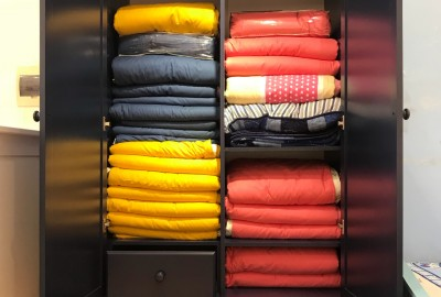 7+ mẫu tủ trẻ em bằng gỗ được thiết kế dành riêng cho quần áo của bé yêu.