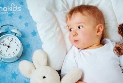 Trẻ cần ngủ bao nhiêu giờ? Con bạn đi ngủ có muộn quá không?