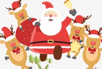 5 điều Ông già NOEL làm để chuẩn bị cho đêm Giáng sinh