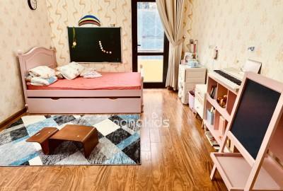 Ảnh thực tế SET phòng bé gái với giường Sophie Pink đáng yêu tại Phủ Lý, Hà Nam.