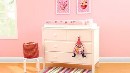 Sophie Changing Dresser