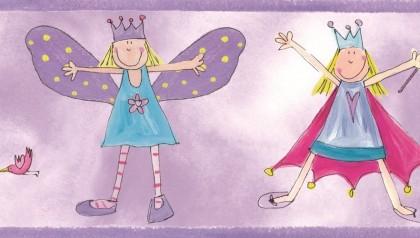 Fairy Princess Border