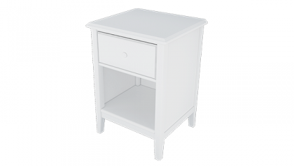 SOPHIE NIGHTSTAND WHITE