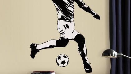 Soccer Player Giant Appl