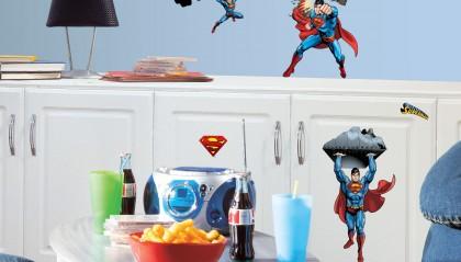 SUPERMAN DAY OF DOOM APPLIQUE