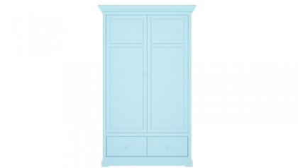 MADISON WARDROBE (BABY BLUE)