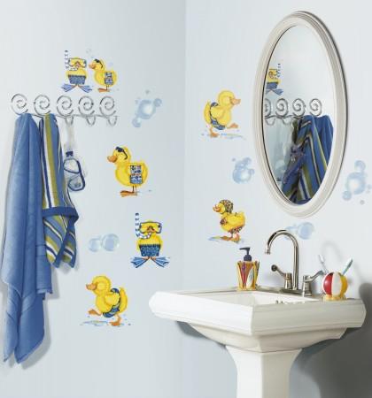 Bubble Bath Appliques