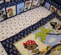 Baby Bedding - Set 4 dog