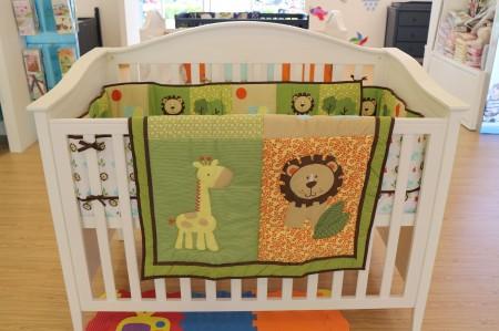 Baby Bedding - Set 3 animals